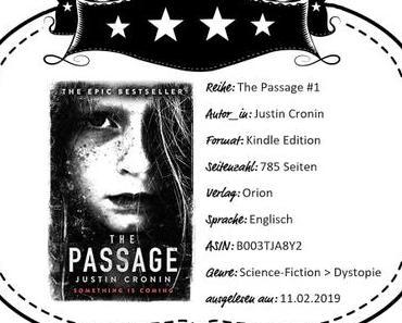 Justin Cronin – The Passage