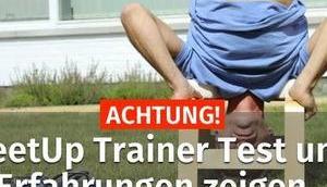 ACHTUNG! FeetUp Trainer Test Erfahrungen 2019 zeigen…