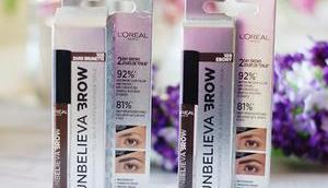 L'Oréal Paris UnbelievaBrow Augenbrauengel