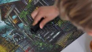 Krimi-Puzzle: drei Villa Rätsel #Verlosung