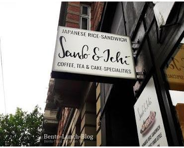 Restaurant: Sando & Ichi, Onigirazu und japanisches Café