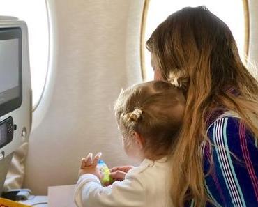 Langstreckenflug mit Emirates und Kleinkind: Im Schlaf auf die Malediven