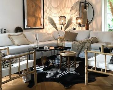 I did it again: ein neuer Bezug für´s Sofa