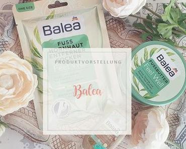 Balea - Feel Well Fußpflege und Reinigendes Handgel