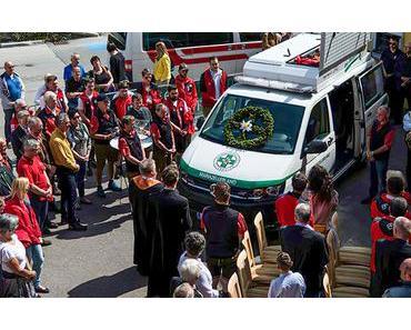 Bergrettung Mariazellerland – Fahrzeugsegung Fotobericht