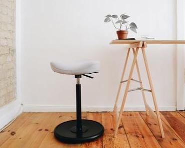 Von wegen Stillsitzen! Dynamisches Sitzen mit Varier Furniture