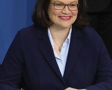 SPD: Andrea Nahles wirft das Handtuch