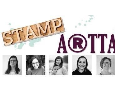 """Blog Hop Stamp A(r)ttack zum Thema """"Hurra, der Neue ist da!"""""""