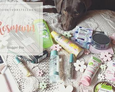 Rossmann Neuheiten - Blogger Box
