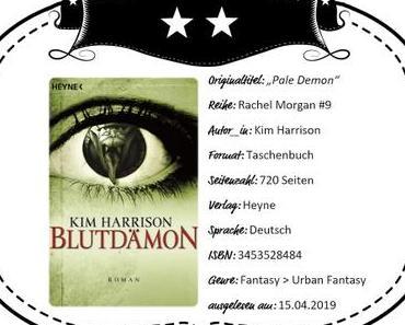 Kim Harrison – Blutdämon
