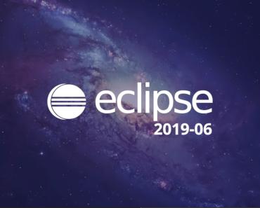 Quicktest der neuen Eclipse 2019-06 IDE –>OK