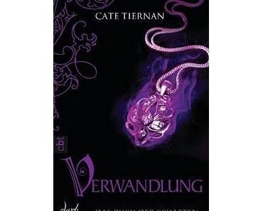 """Das Buch der Schatten - """"Verwandlung"""" und """"Magische Glut"""" von Cate Tiernan"""