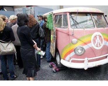 Hippie Bulli - VW Hippie Bus im Haus der Geschichte
