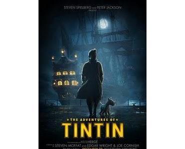 Tim und Struppi: Zwei neue Filmplakate veröffentlicht