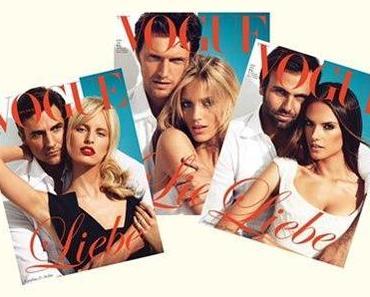 Vogue Cover Deutsch Juni 2011 - Liebe