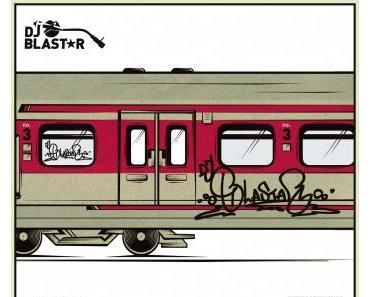 """DJ Blastar: """"Deutschrap Mixtape No.3″"""