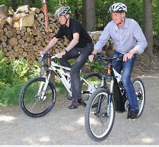 Bayerischer Wald: Unbeschwert mobil in Europas größter E-Bike-Region