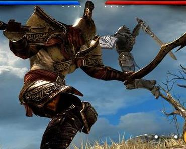 """Update für """"Infinity Blade"""" erschienen - Multiplayer- & Invasion-Modus, neue Items und mehr"""