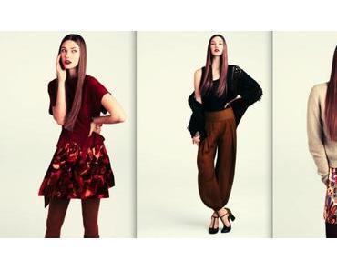 H&M; Lookbook Herbst Winter 2011/2012 - Frauen