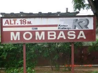 Mazungo goes Nairobi...
