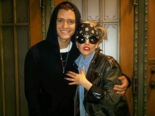 "Justin Timberlake u. Lady Gaga als Maskottchen bei ""Saturday Night Live"""