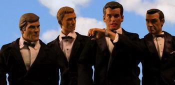 James Bond-Kurzfilm: Battle of the Bonds