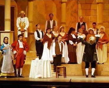Die Hochzeiten des Figaro in Paris