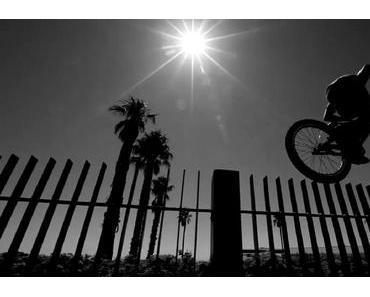 Das Spiel des Danny MacAskill in Kapstadt