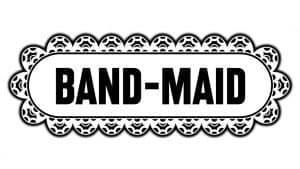 Band-Maid Europatour