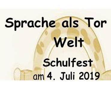 Termintipp: VS Mariazell Schulfest – Sprache als Tor zur Welt