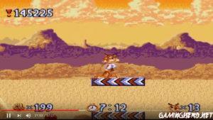Bubsy: Paws fire Test Sonic schon damals besser