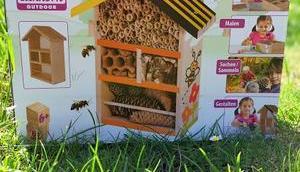 Bienenhaus Selbstgestalten Eichhorn