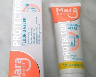 [Werbung] Mara Expert Fluorid Gelee Protector