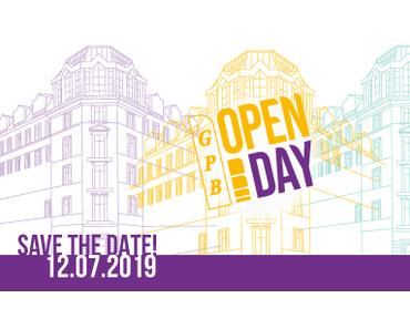 Open Day zu Medien- und IT-Ausbildungen am 12. Juli 2019 an der GPB Berlin