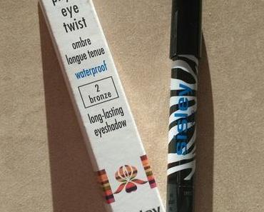 [Werbung] Sisley Paris phyto eye twist long-lasting eyeshadow waterproof 2 bronze