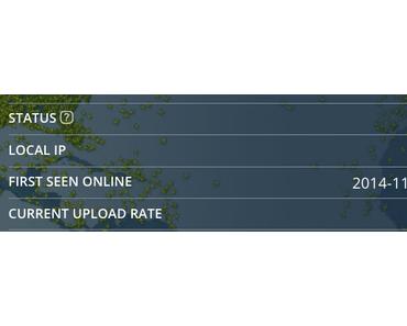 Dump 1090 –> Offline –> nach fast 5 Jahren