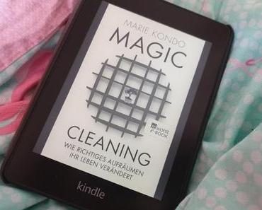 [mini-REVIEW] Marie Kondo: Magic Cleaning - Wie richtiges Aufräumen ihr Leben verändert