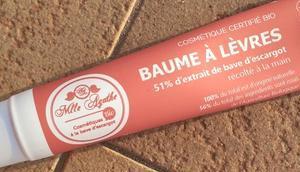 [Werbung] Mlle Agathe Feuchtigkeitsspendender Lippenbalsam