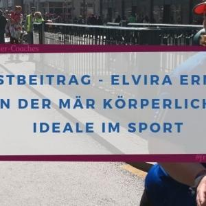 "have body, athlete"" (Bill Bowerman) körperlicher Ideale Sport"
