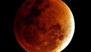 Mondfinsternis kommenden Nacht
