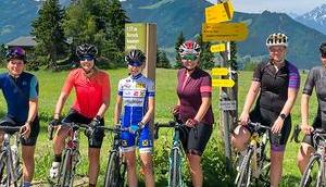 Triathlon(Bloggerinnen) Trainingscamp Zillertal