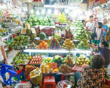 Vietnamesisches Obst - Fruit Compilation 2019