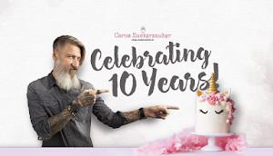 Mega Geburtstagsgewinnspiel Caros Zuckerzauber wird