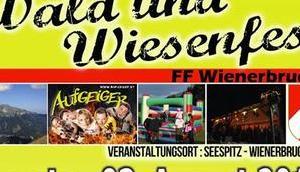 Termintipp: Wald- Wiesenfest Seespitz