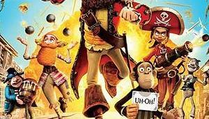 Piraten! Haufen merkwürdiger Typen (The Pirates! Adventure with Scientists! England 2012)
