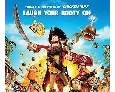 Die Piraten! Ein Haufen merkwürdiger Typen (The Pirates! In an Adventure with Scientists! England 2012)
