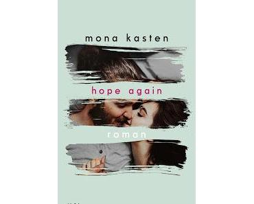 [Rezension] Hope Again: Again, Bd. 4 - Mona Kasten