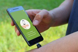 Neues Tool gegen Insektenstiche für Android-Smartphones