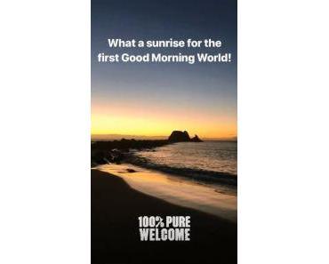 Guten Morgen Welt – Neuseeland grüßt