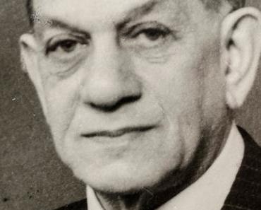 Landauer, der Fußballer und Präsident bis 1933 (1/3)